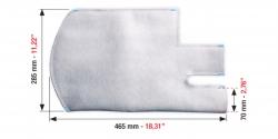 465*285*70 Szűrő, Filter