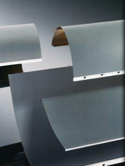 Átadó borítás érdesített, Perfecting transfer cylinder jacket 390mm*532mm*9mm*25mm