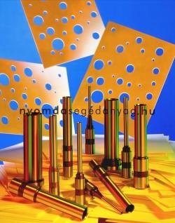 Papírfúró 9mm, A=9mm, B=16mm, C=54mm, D=86mm
